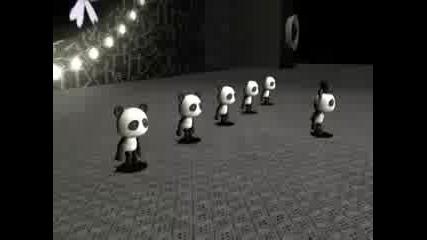 Танцуващи Панди