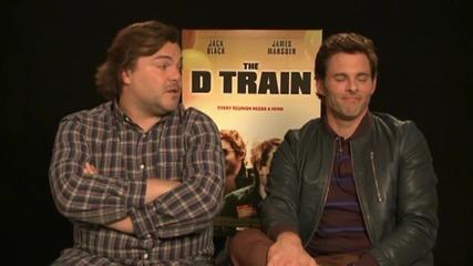 The D Train Premiere And Personal Secrets