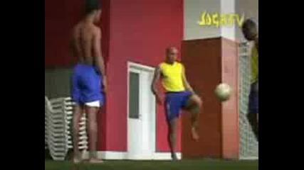 3 Brazilians