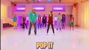 Miley Cyrus - How to do the Hoedown Throwdown Високо Качество !