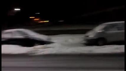 Snowstorm shumen