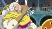 [ Bg Subs ] One Piece - 813