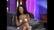!!!exclusive!!! Емануела Във Вечерното Шоу На Азис