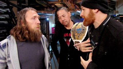 Daniel Bryan turns down Sami Zayn's offer: SmackDown, Nov. 15, 2019
