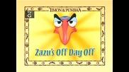 Тимон и Пумба - Почивният ден на Зазо