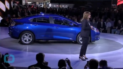2016 Chevy Volt In Pre-Production