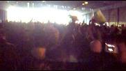 Шествието на сините фенове към Герена 26.02.2011 - Любителски кадри
