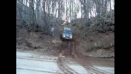 off - road vraca