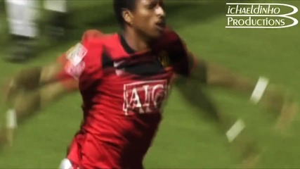 Nani in Manchester United