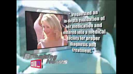 Heather Locklear In Treatment