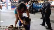 масов женски бой !!! Ето така се прави :)