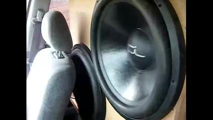 Btl on 4000 watts Bass