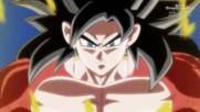 Dragon Ball Heroes - 5 Високо Качество [720p]