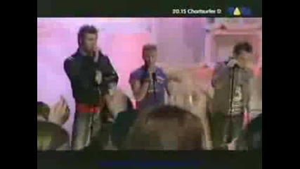 Westlife - On My Shoulder live