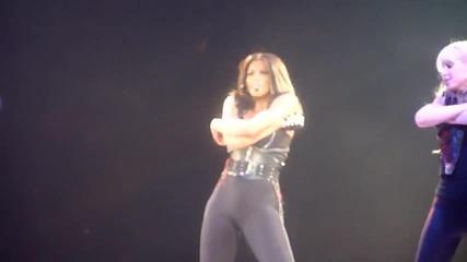 HQ Ciara - Work - Live at the O2 Arena London - Sunday 14th June 09