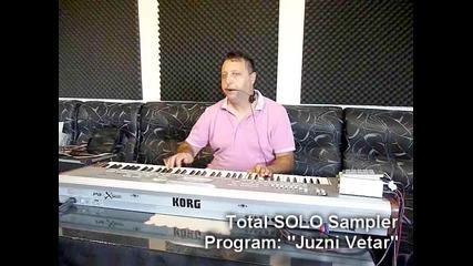 Juzni Vetar - Juzisound Total Solo Sampler