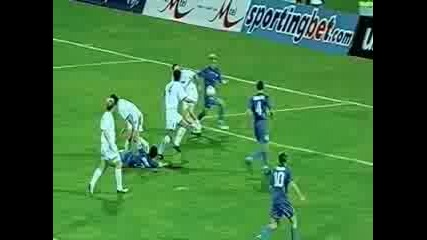 Levski - Publikum - 1 - 0