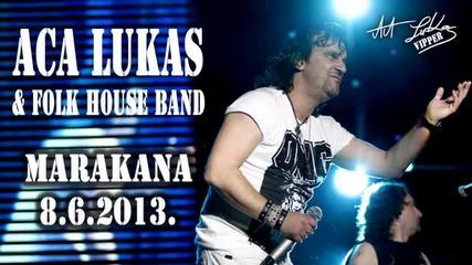 Aca Lukas - Koma - (LIVE) - (Marakana 2013)