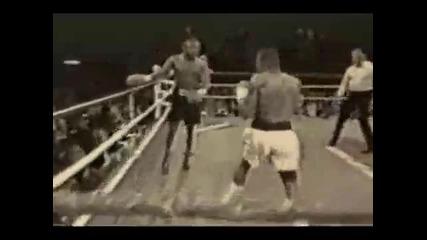 Roy Jones най - бързият боксьор в света