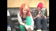 Paramore Paramorefans Interview Part 2