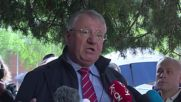 Serbia: Radical Party leader Vojislav Seselj casts election ballot