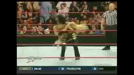 Jillian Hall Vs. Melina [ 19/1/09 ]