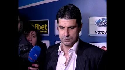 Гонзо: Футболистите имат да получават по три заплати
