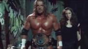 Dean Ambrose vs Triple H