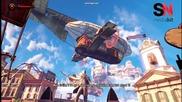 Bioshock Infinite - Геймплей /smart News Bulgaria/