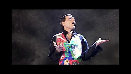 Freddie Mercury last video
