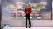Прогноза за времето (10.11.2014 - сутрешна) - Новините на Нова