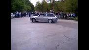 BMW E30 - Въртене На Пета