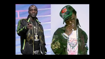 New!!! Akon Ft. Lil Wayne - Im So Paid