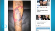 Cavaliers Fan Stuck With NBA Championship Tattoo