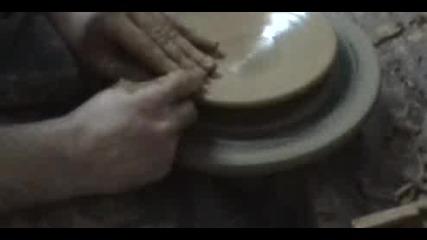 Троянска керамика - точене