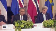 USA: US- Nordic leaders to continue sanctions against Russia - Obama