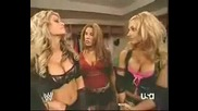 Mickie,Trish And Ashley -Funny Parody