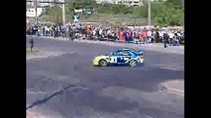 Рали Русе 2007 - Субаро Импреза
