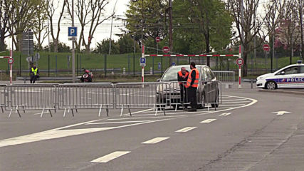 France: Temporary morgue opens near Paris as funeral services overwhelmed with coronavirus deaths