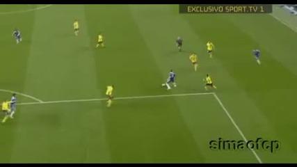Есиен срещу Барселона 2008/2009