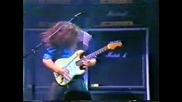 Europe - Treated Bad Again - Live 1985