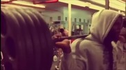 Kai Greene workout less than 10 weeks from Mr. Olympia 2015