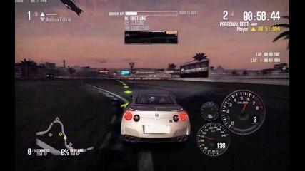 Nissan Gtr - Nfs Shift 2