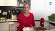 """Спретнато меню с Невена Бозукова в """"Черешката на тортата"""" (21.01.2021) - част 1"""