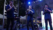 Възпитаниците на Сорос Виво Монтана (тромпети-тромбони) мразят България - Руската Музика и Народ!!!