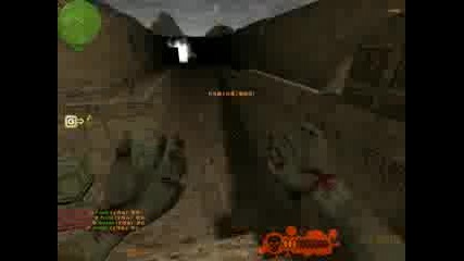 Counter-strike 1.6 '' Cs '' Zombie Server Gameplay