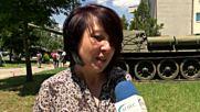 Военният музей събра родители и малчугани за Деня на бащата