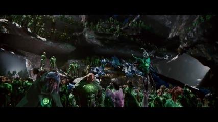 Green Lantern - Официален трейлър
