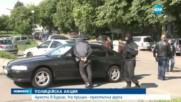 Задържаха членове на престъпна група в Бургас