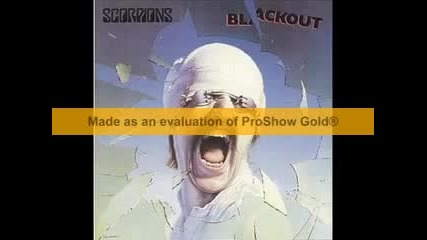 The Scorpions - Blackout